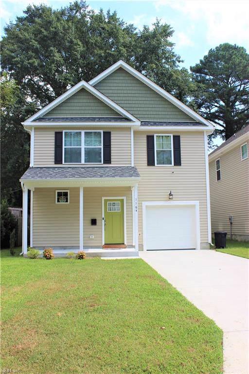 116 Cherry Ave B, Hampton, VA 23661 (#10280967) :: Abbitt Realty Co.