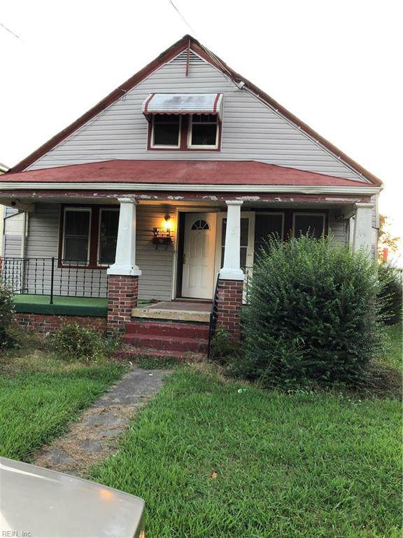 2510 Des Moines Ave, Portsmouth, VA 23704 (MLS #10281188) :: Chantel Ray Real Estate