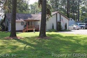 46 W Cove View Dr, Mathews County, VA 23109 (#10281305) :: Kristie Weaver, REALTOR