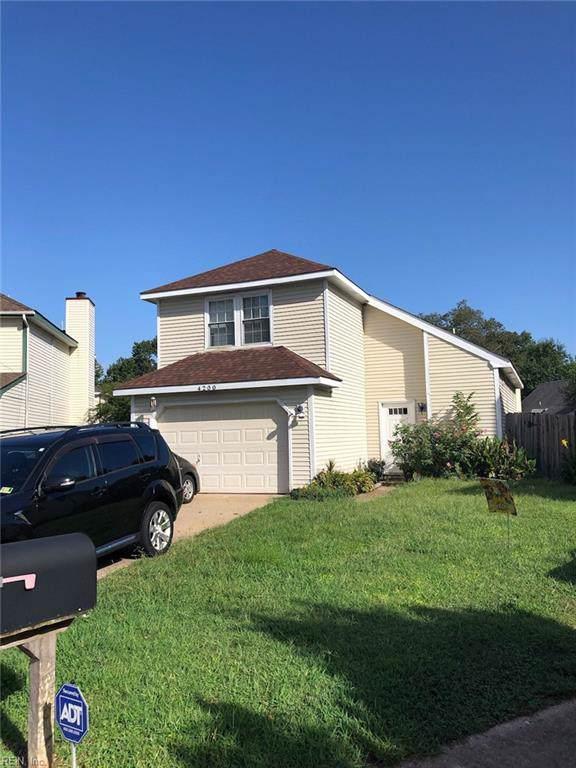 4200 Lindberg Pl, Virginia Beach, VA 23453 (#10281482) :: RE/MAX Central Realty