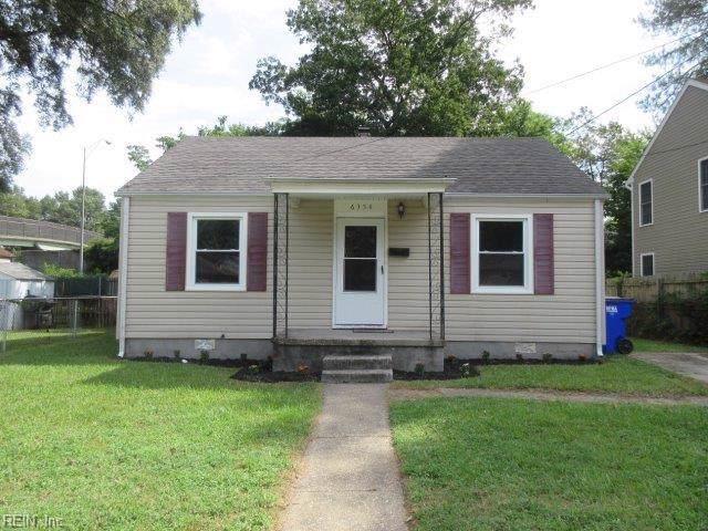 6354 Wellington St, Norfolk, VA 23513 (#10281499) :: Austin James Realty LLC