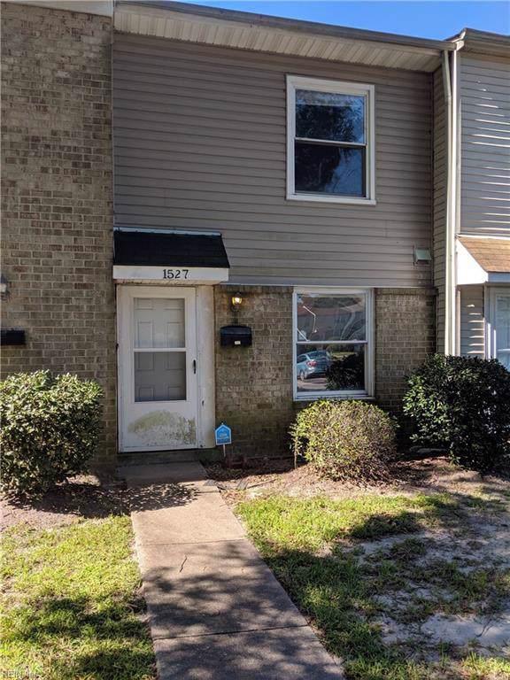 1527 Darren Cir, Portsmouth, VA 23701 (#10281557) :: The Kris Weaver Real Estate Team
