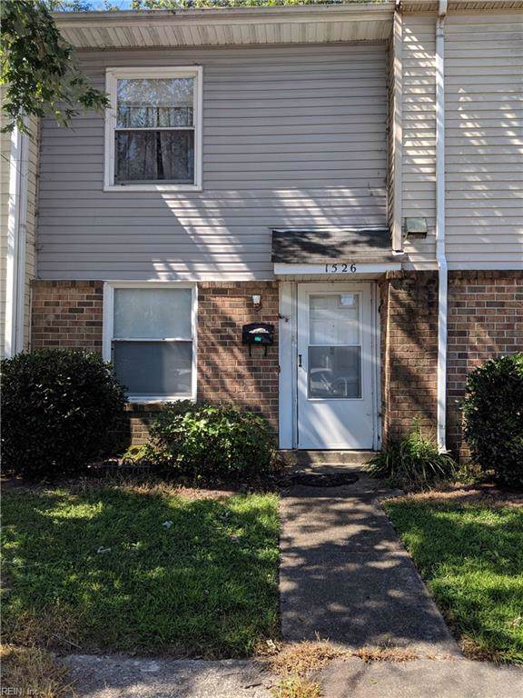 1526 Darren Cir, Portsmouth, VA 23701 (#10281566) :: The Kris Weaver Real Estate Team