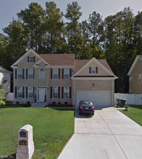 1984 Breck Ave, Virginia Beach, VA 23464 (#10281686) :: Kristie Weaver, REALTOR