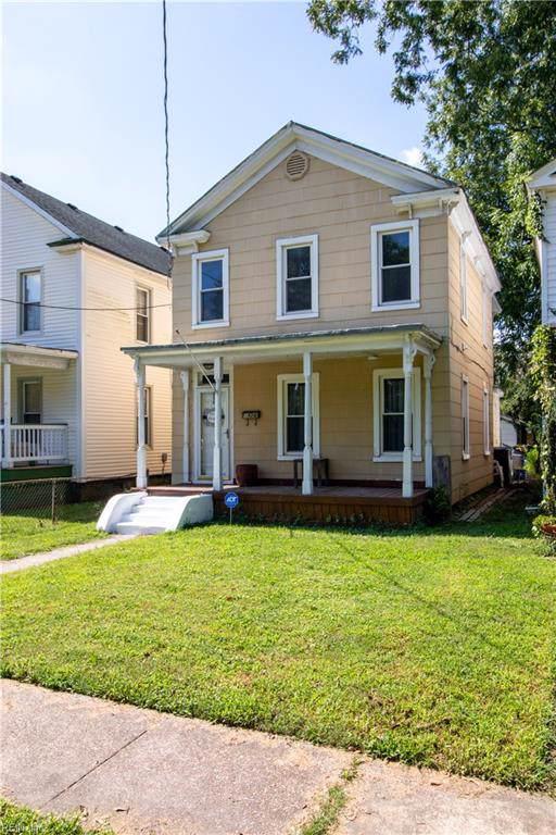 1424 Seaboard Ave, Chesapeake, VA 23324 (#10281704) :: Upscale Avenues Realty Group