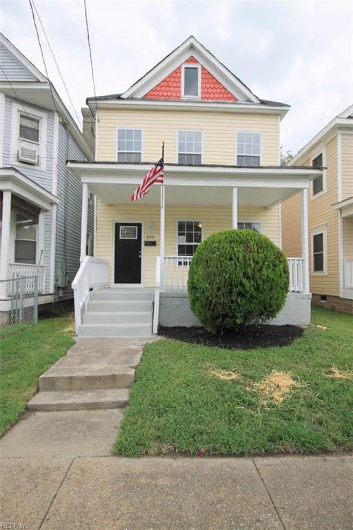 310 W 26th St, Norfolk, VA 23517 (MLS #10281926) :: Chantel Ray Real Estate