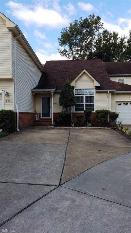 873 Shoal Creek Trl, Chesapeake, VA 23320 (MLS #10282033) :: Chantel Ray Real Estate