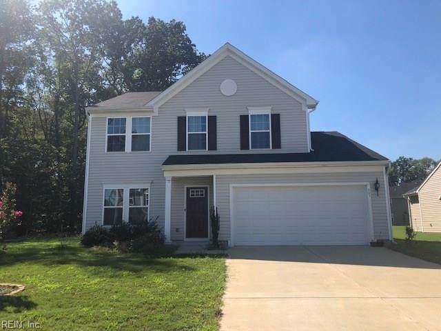 607 Newman Dr, Newport News, VA 23601 (MLS #10282114) :: Chantel Ray Real Estate