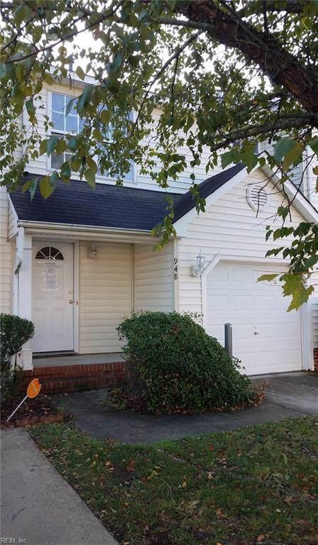 948 Allendale Dr, Hampton, VA 23669 (#10282269) :: Kristie Weaver, REALTOR