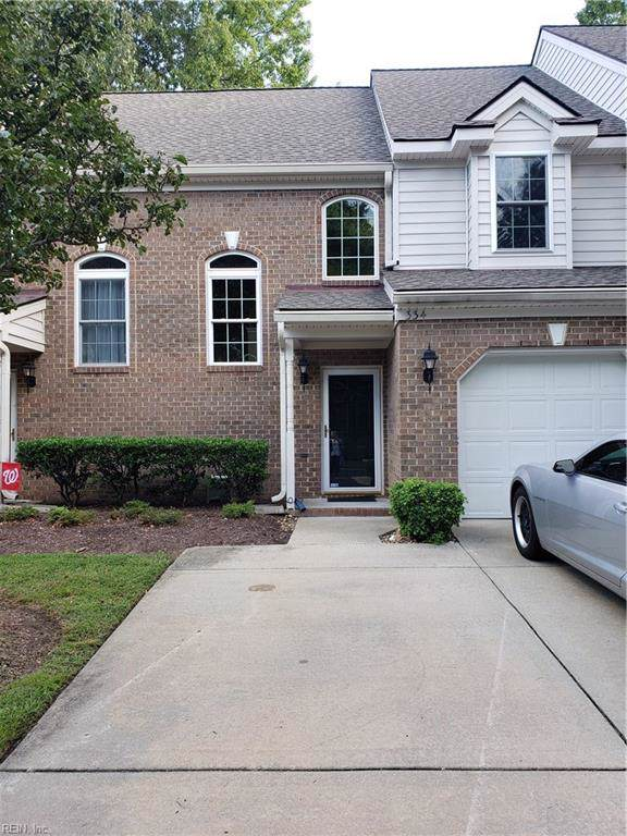 334 Hillside Ter, Newport News, VA 23602 (#10282313) :: Vasquez Real Estate Group