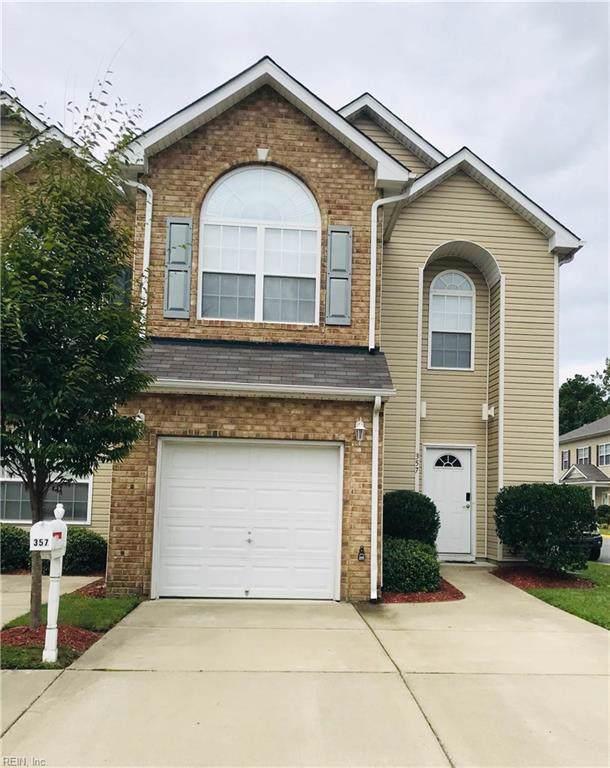 357 Harvest St, Newport News, VA 23608 (#10282448) :: Rocket Real Estate