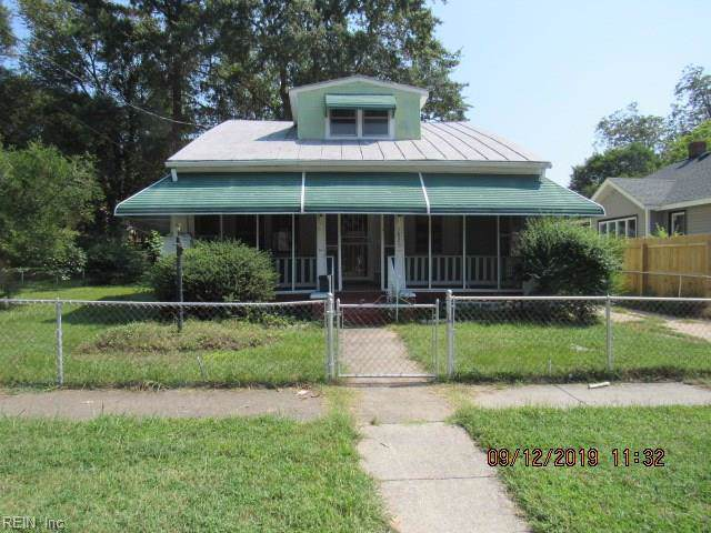 1825 Piedmont Ave, Portsmouth, VA 23704 (MLS #10282517) :: Chantel Ray Real Estate