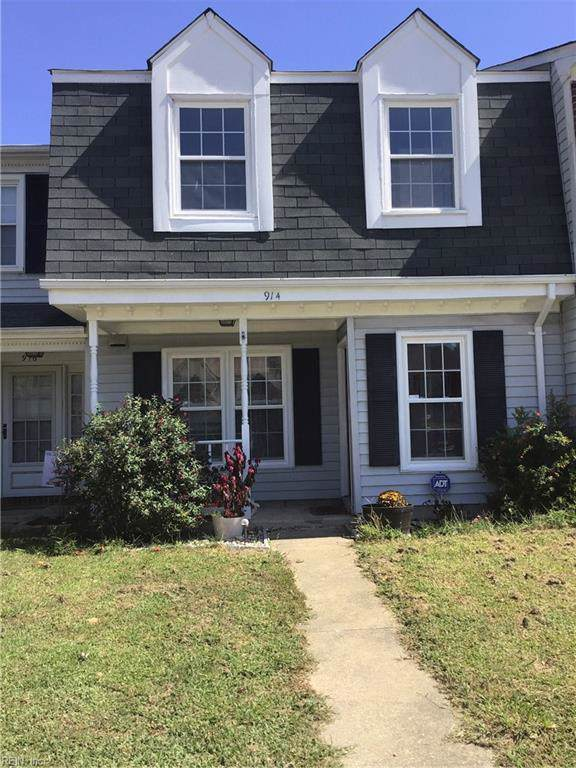 914 Wilcher Way, Virginia Beach, VA 23462 (#10282557) :: Momentum Real Estate