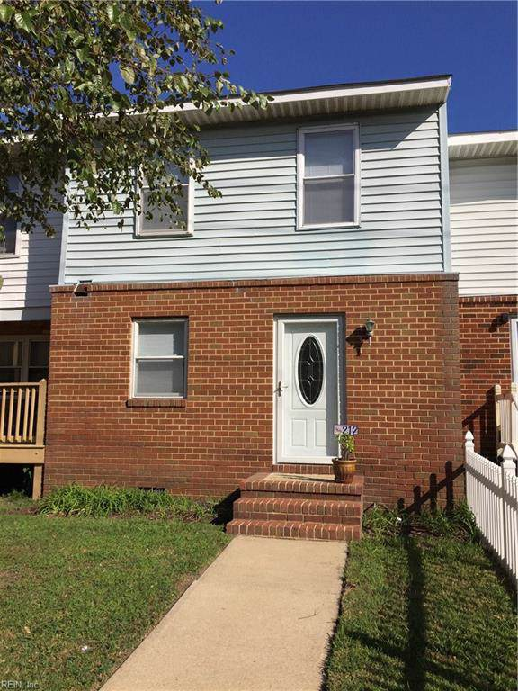 212 Greenbrier Ave, Norfolk, VA 23505 (#10282616) :: Kristie Weaver, REALTOR