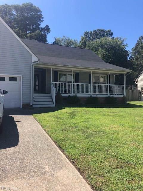 13 Woodsman Rd, Hampton, VA 23666 (MLS #10282668) :: Chantel Ray Real Estate