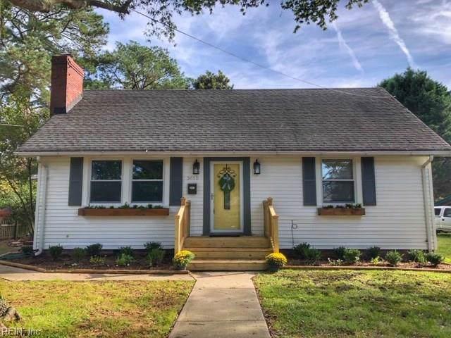 3610 Spottswood Pl, Hampton, VA 23661 (#10282712) :: Vasquez Real Estate Group