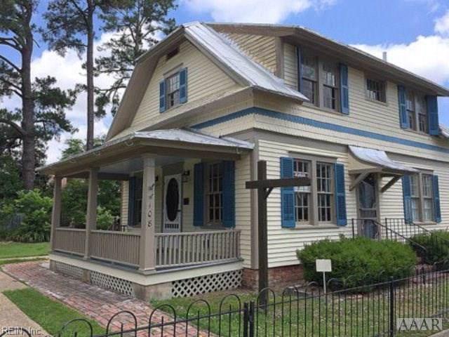 108 Dobbs St, Perquimans County, NC 27944 (MLS #10282864) :: Chantel Ray Real Estate