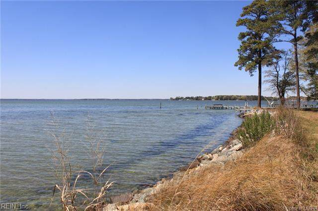 17+ac Bay Shore Point Rd, Mathews County, VA 23138 (#10283449) :: Austin James Realty LLC