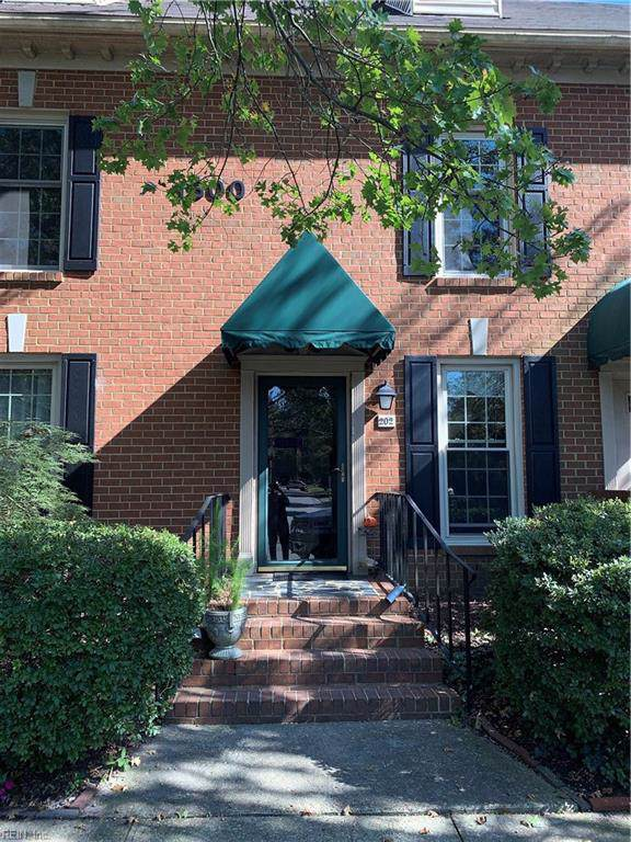 1300 Stockley Gdns #202, Norfolk, VA 23517 (#10283559) :: Atkinson Realty