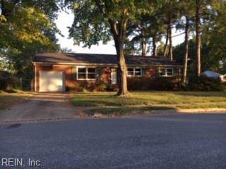 4706 Hazelwood Rd, Hampton, VA 23666 (#10283591) :: Berkshire Hathaway HomeServices Towne Realty