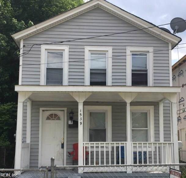 1539 Manson St, Norfolk, VA 23508 (#10283637) :: Rocket Real Estate