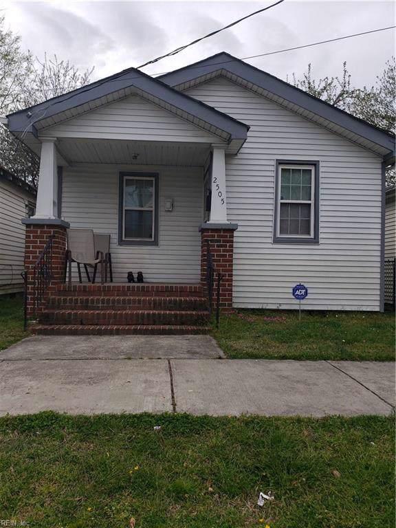 2505 Gosnold St, Norfolk, VA 23517 (MLS #10283737) :: Chantel Ray Real Estate