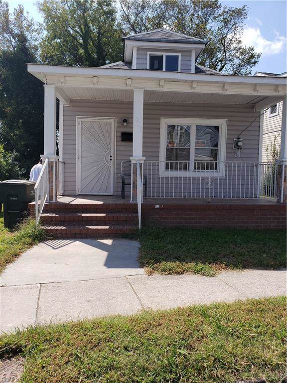 1005 Saint Julian Ave, Norfolk, VA 23504 (#10283746) :: Rocket Real Estate