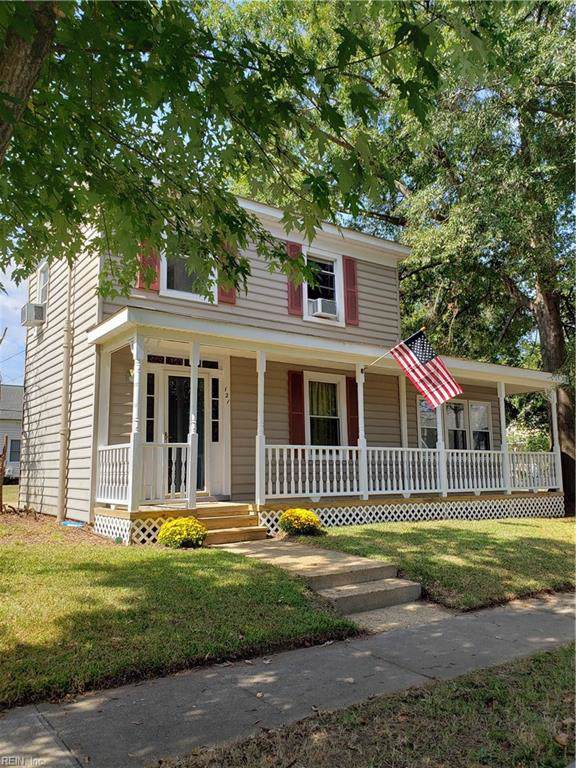 121 Lee St, King William County, VA 23181 (#10283780) :: Rocket Real Estate