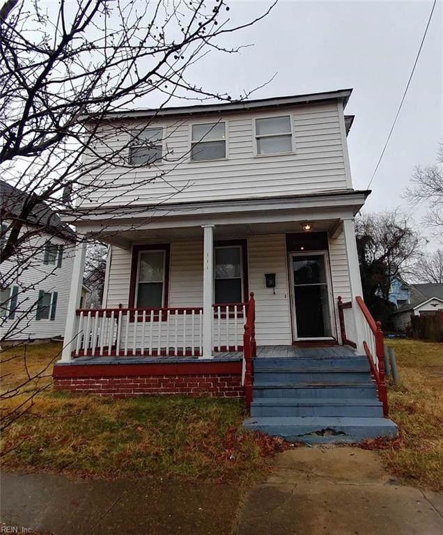333 48th St, Newport News, VA 23607 (#10283840) :: Abbitt Realty Co.