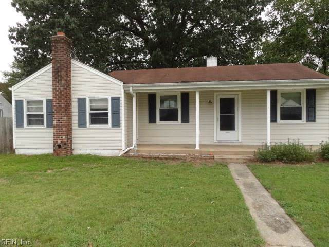 119 Smith Ave, Portsmouth, VA 23701 (#10283849) :: Berkshire Hathaway HomeServices Towne Realty