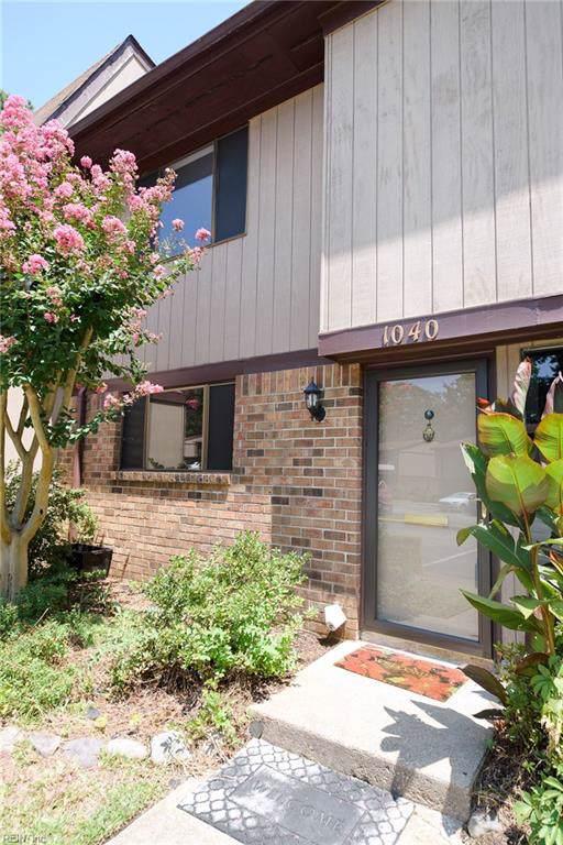 1040 Willow Green Dr, Newport News, VA 23602 (#10283977) :: Rocket Real Estate