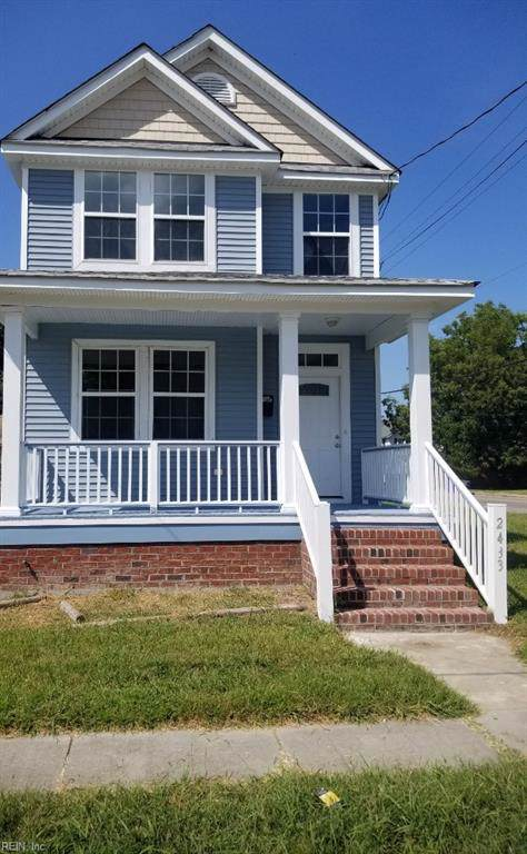 2433 Barre St St, Norfolk, VA 23504 (#10284015) :: The Kris Weaver Real Estate Team