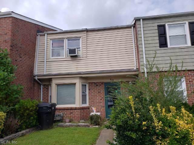 419 Shagbark Rd, Virginia Beach, VA 23454 (#10284665) :: Rocket Real Estate