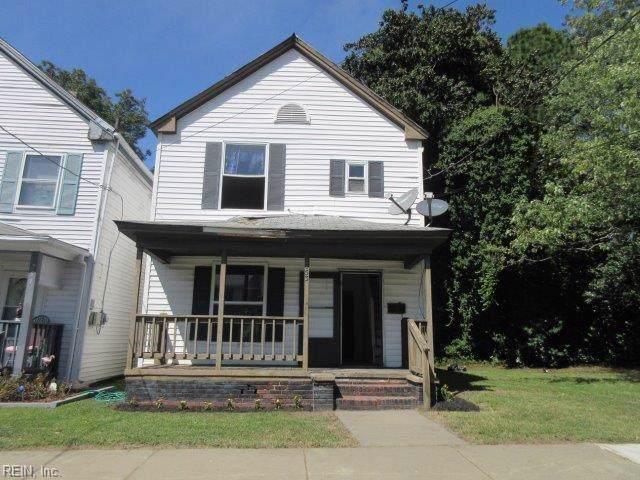 753 20th St, Newport News, VA 23607 (#10284858) :: Encompass Real Estate Solutions