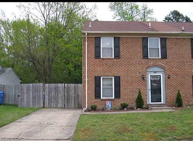467 Cobblewood Bnd, Chesapeake, VA 23320 (#10284920) :: Austin James Realty LLC