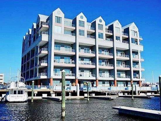 40 Rader St #312, Norfolk, VA 23510 (#10285411) :: Upscale Avenues Realty Group