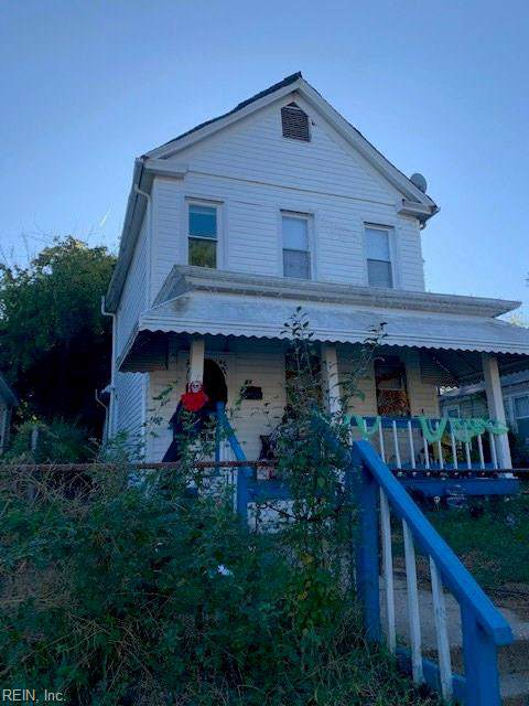 43 Sycamore Ave, Newport News, VA 23607 (#10285412) :: Encompass Real Estate Solutions