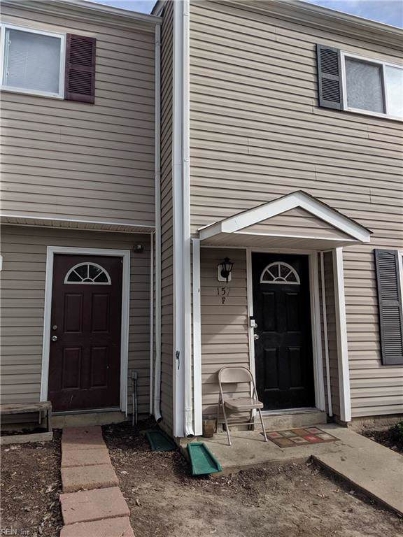 157 Delmar Ln F, Newport News, VA 23602 (#10285639) :: Rocket Real Estate