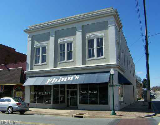 119 Main St N, Franklin, VA 23851 (#10285909) :: Abbitt Realty Co.