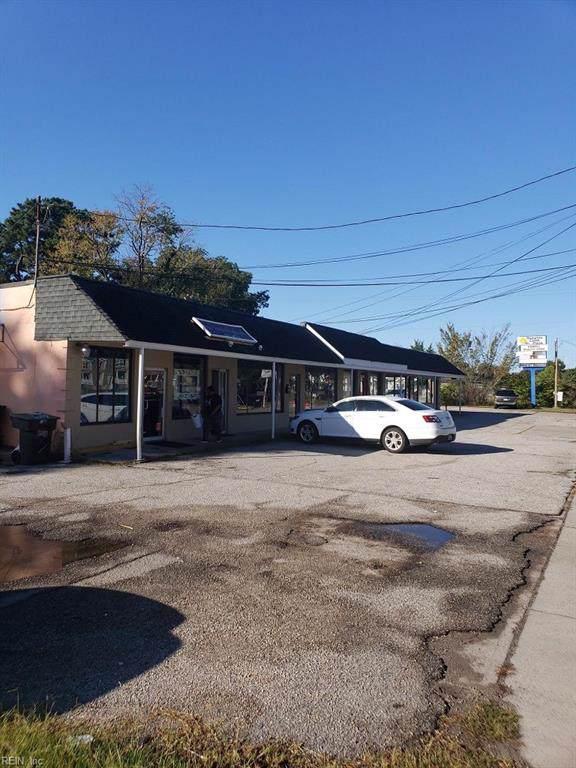 604 E Pembroke Ave, Hampton, VA 23669 (#10285911) :: The Kris Weaver Real Estate Team