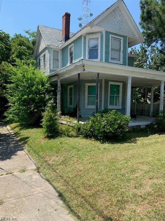 82 Armstrong St, Portsmouth, VA 23704 (#10286059) :: Berkshire Hathaway HomeServices Towne Realty