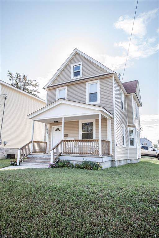 525 Eaton St, Hampton, VA 23669 (MLS #10286155) :: AtCoastal Realty