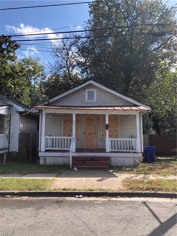 301 Gilmerton Ave, Portsmouth, VA 23704 (#10286237) :: AMW Real Estate