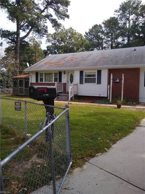 1125 Trestman Ave, Virginia Beach, VA 23464 (#10286351) :: RE/MAX Central Realty
