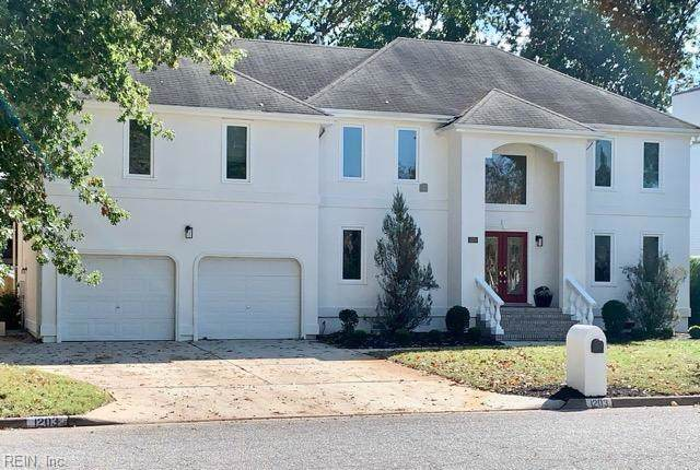 1203 Fairway Dr, Chesapeake, VA 23320 (#10286592) :: Berkshire Hathaway HomeServices Towne Realty