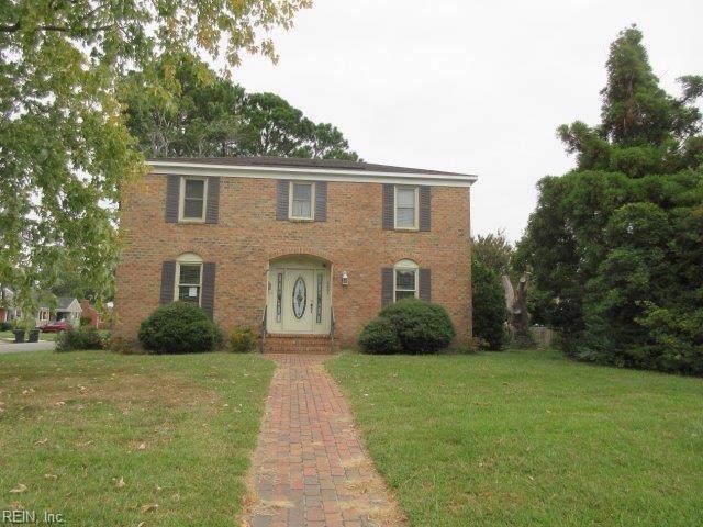 4001 Chesapeake Ave, Hampton, VA 23669 (#10286598) :: RE/MAX Central Realty