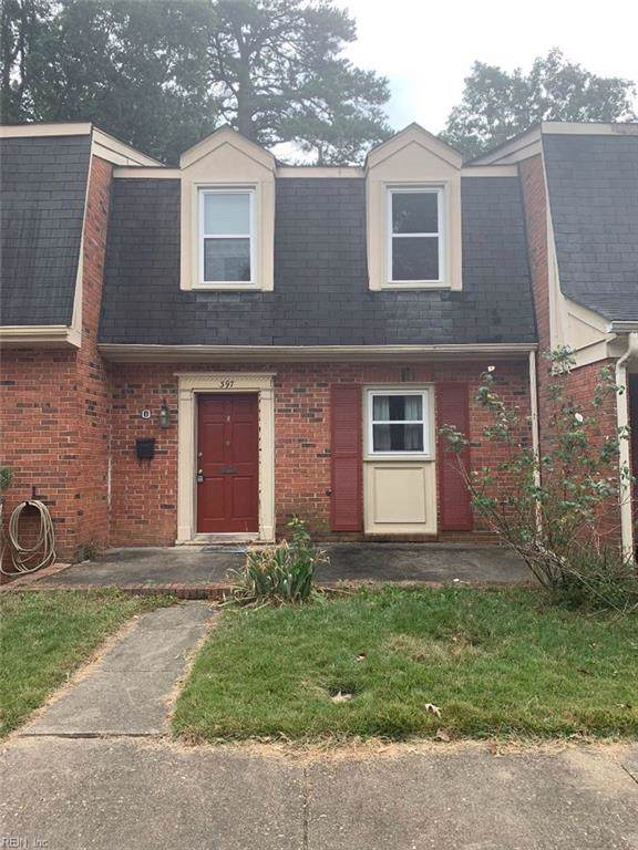 397 Deputy Ln B, Newport News, VA 23608 (#10286908) :: Austin James Realty LLC
