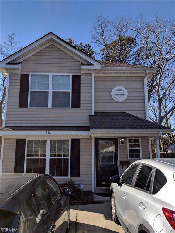 1146 Hoover Ave, Chesapeake, VA 23324 (MLS #10287115) :: Chantel Ray Real Estate