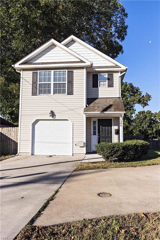 1300 Old Atlantic Ave, Chesapeake, VA 23324 (MLS #10287219) :: Chantel Ray Real Estate
