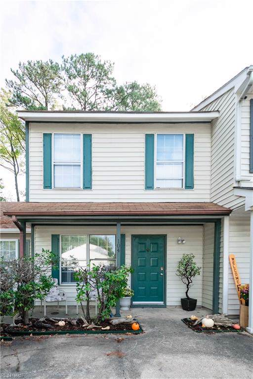 104 Greendale Rd, Virginia Beach, VA 23452 (#10287301) :: Rocket Real Estate